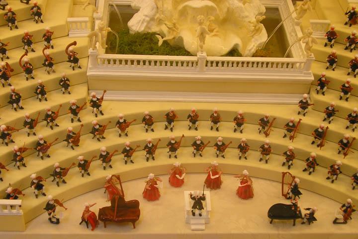 L'orchestra silenziosa