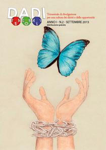 La copertina di DADI ESAGONALI n.2