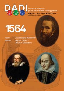 La copertina di DADI ESAGONALI n.5
