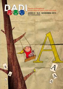 La copertina di DADI ESAGONALI n.8